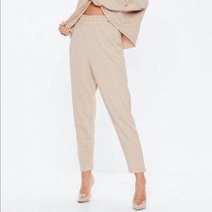 Missguided high waisted pants